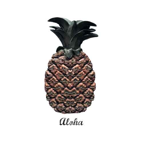 aloha pineapple ©simply-sugar.com
