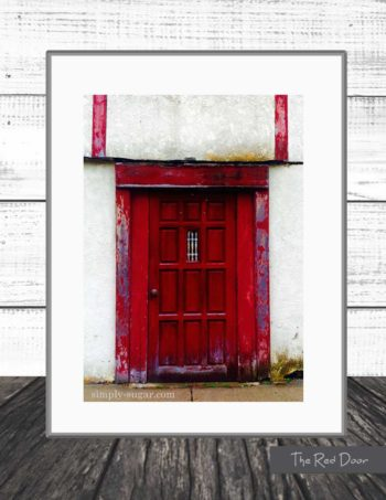 Red Door Art
